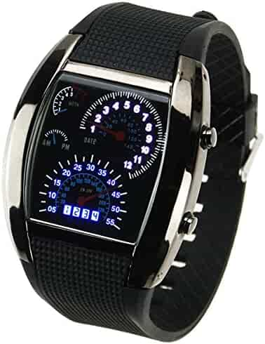 26588f06d Shopping I-BE or KSstore - Watches - Men - Clothing, Shoes & Jewelry ...