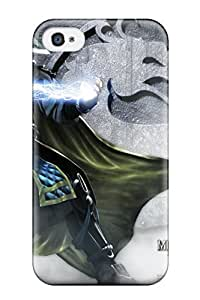 Series Skin Case Cover For Iphone 4/4s(mortal Kombat)