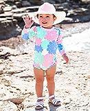 RuffleButts Baby/Toddler Girls Pastel Petals One