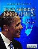 Black American Biographies, , 1615301372