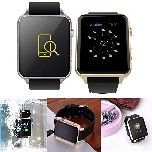 LeaningTech GT-88 Waterproof Smart Watch NFC Bluetooth Sp...