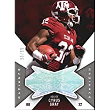 2012 SPx Finite Rookies Radiance #FCG Cyrus Gray /99 - NM-MT