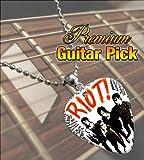 Printed Picks Company Paramore Riot! Premium Guitar Pick Necklace
