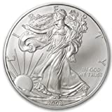2008-1 Ounce American Silver Eagle Low Flat Rate