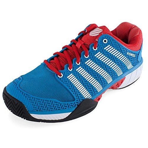 k-swiss-hypercourt-express-mens-tennis-shoes-methyl-blue-fiery-red-white-95-dm-us