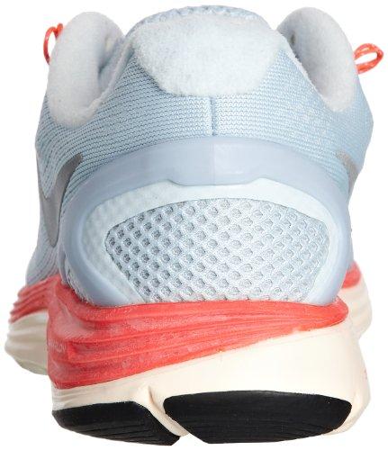 Nike Lady Lunarglide+ 4 Shield Chaussure De Course à Pied Grey