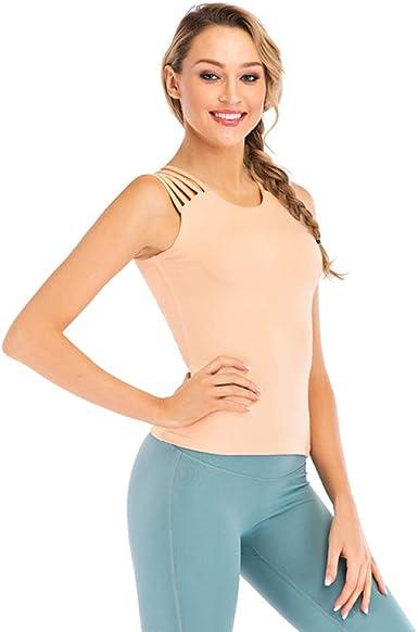 Yoga para Mujer Camisetas Sin Mangas Camiseta Deportiva Ropa De ...