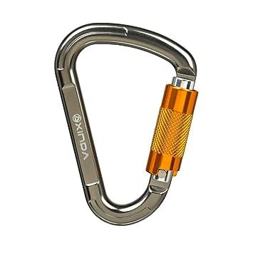 Amazon.com: MODKOY - Mosquetón de seguridad para exteriores ...