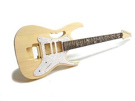 "s de guitarras de montar/Guitar DIY Kit Tree of Life """