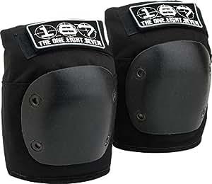 Amazon.com : 187 Fly Knee Pads Xs Black Skate Pads : Skate ...