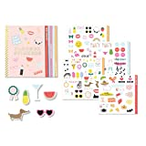 Best C.R. Gibson Family Planners - C.R. Gibson Desk Planner Stickers (DPST-20154) Review