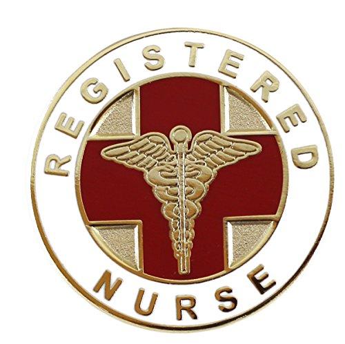 - Registered Nurse RN Medical Lapel Pin- 1 Piece