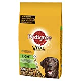 Pedigree Light Dog Complete Dry with Chicken and Vegetable, 10 kg