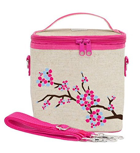 Easy To Clean Insulated Lunch Bag - 2