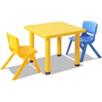 Kids Table and Kids Chairs Set