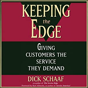 Keeping the Edge Audiobook