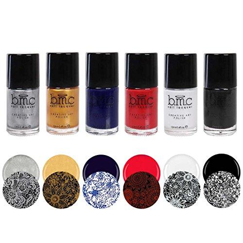 nail stamping starter kit - 8