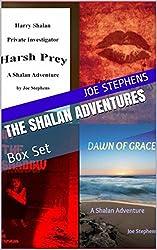 The Shalan Adventures: Box Set