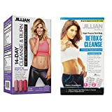 Thin Care Jillian Michaels Detox & Cleanse and Jumpstart Cleanse & Burn Kit