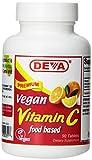 Deva Vegan Vitamin C, 90 Tablets