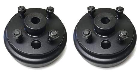 Amazon Vital All Terrain 2 Wheel Brake HUBS For EZ GO EZGO