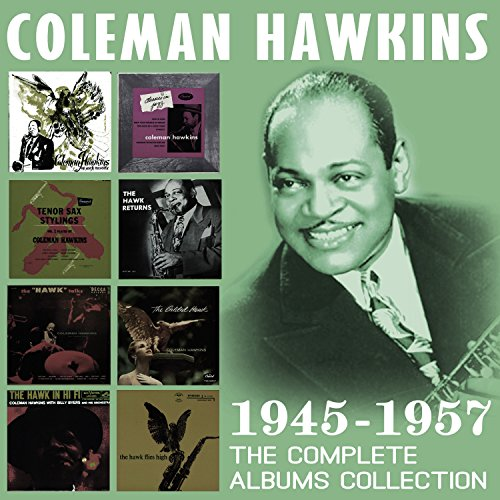 Complete Albums Collection: 1945-1957 (4CD BOX SET)