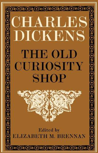 The Old Curiosity Shop (Oxford World's Classics) (Clarendon Shops)