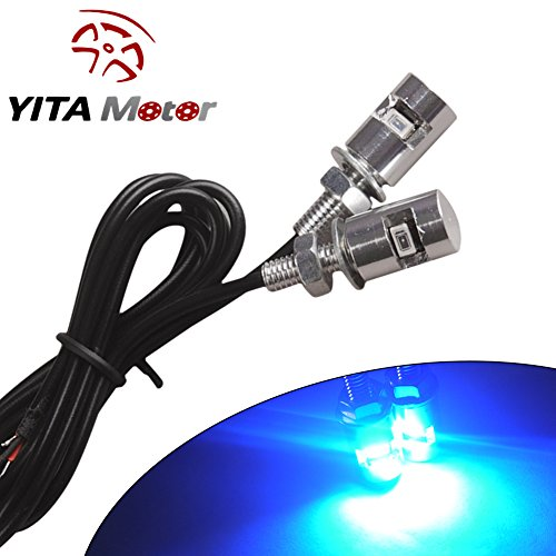 YITAMOTOR License Plate Lights Motorcycle