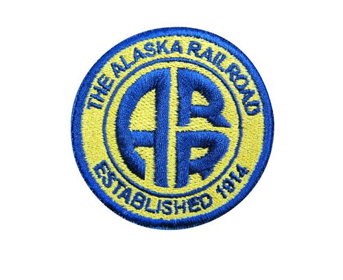 den26SS Alaska Railroad Short Sleeve Shirt Forest Green Adult 4XL