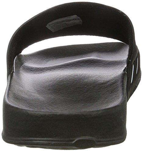 Para hombre sandalias de baño McWELL Negro - blanco/negro