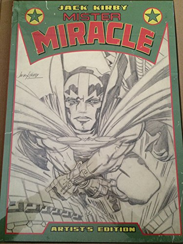 Jack Kirbys Mister Miracle Artists Edition HC