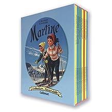 MARTINE (COFFRET 8 V.)