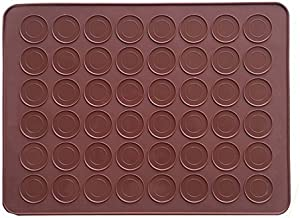 AxeSickle 1pcs Macaron Silicone Mat Baking Mold