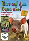 Tiere auf dem Bauernhof - Ein aufregender Ausflug aufs Land