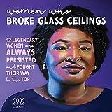 2022 Women Who Broke Glass Ceilings Wall