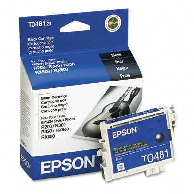 EPST048520 - Epson T048520 Quick-Dry Ink - Quick Dry Inkjet Printer Shopping Results