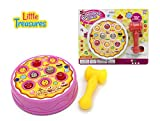 Toy Cake Whack a Mole Game Set from Little Treasures Includes Toy Hammer and Battery Operated Light up Cake