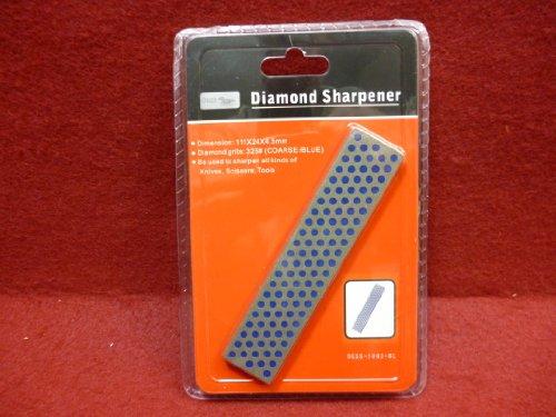 Diamond Sharpener Grit Coarse Blue