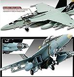 "1/72 USN F/A-18F""VFA-103 Jolly Rogers"" / Academy"