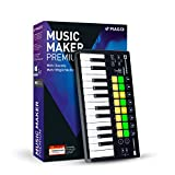 MAGIX Music Maker – 2017 Performer Edition – The full music production package: Music editing program and USB pad controll