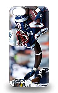 New Style Case Cover NFL New England Patriots Deion Branch #84 Compatible With Iphone 5/5s Protection Case ( Custom Picture iPhone 6, iPhone 6 PLUS, iPhone 5, iPhone 5S, iPhone 5C, iPhone 4, iPhone 4S,Galaxy S6,Galaxy S5,Galaxy S4,Galaxy S3,Note 3,iPad Mini-Mini 2,iPad Air ) 3D PC Soft Case