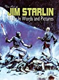 img - for THE ART OF JIM STARLIN: A Life in Words and Pictures book / textbook / text book