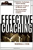 img - for Effective Coaching (Briefcase Books Series) by Marshall Cook (1998-11-01) book / textbook / text book