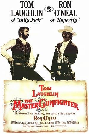 The Master Pistolero Póster de película B 11 x 17 en - 28 cm ...