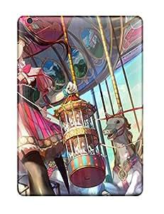 JunilaraKoopare Snap On Hard Cases Covers Anime Carnival Protector For Ipad Air