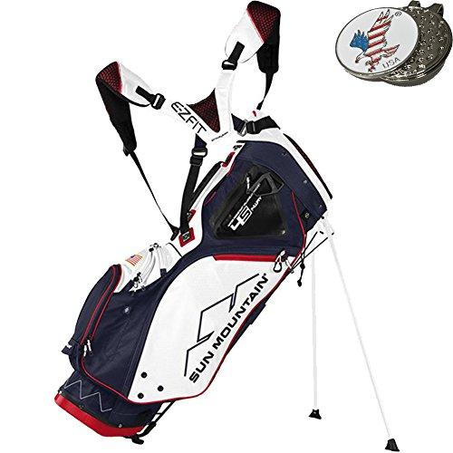 Golf Buddy Bag Clip - 8