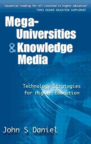 Mega-universities and Knowledge Media. Routledge. 1998.