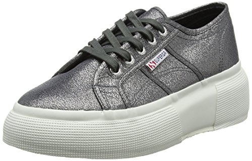 Gunmetal Superga Sneaker 2287 lamew Donna x0OB1UYq