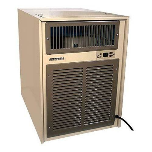 Breezaire WKL-3000 Wine Cellar Cooling Unit -Max Room Size = 650 cu ft