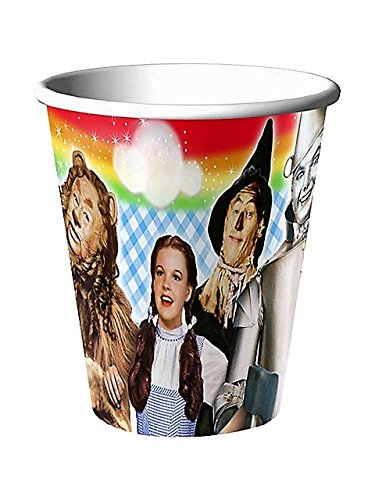 Wizard of Oz 9oz Paper Cups (8ct)